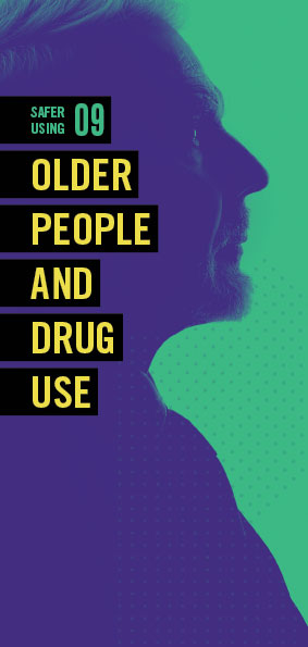 Older people and drug use