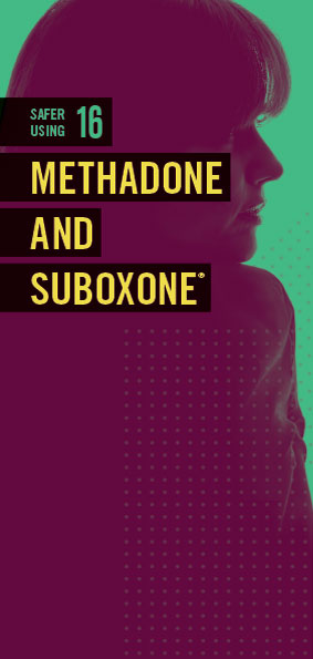Methadone and Soboxone